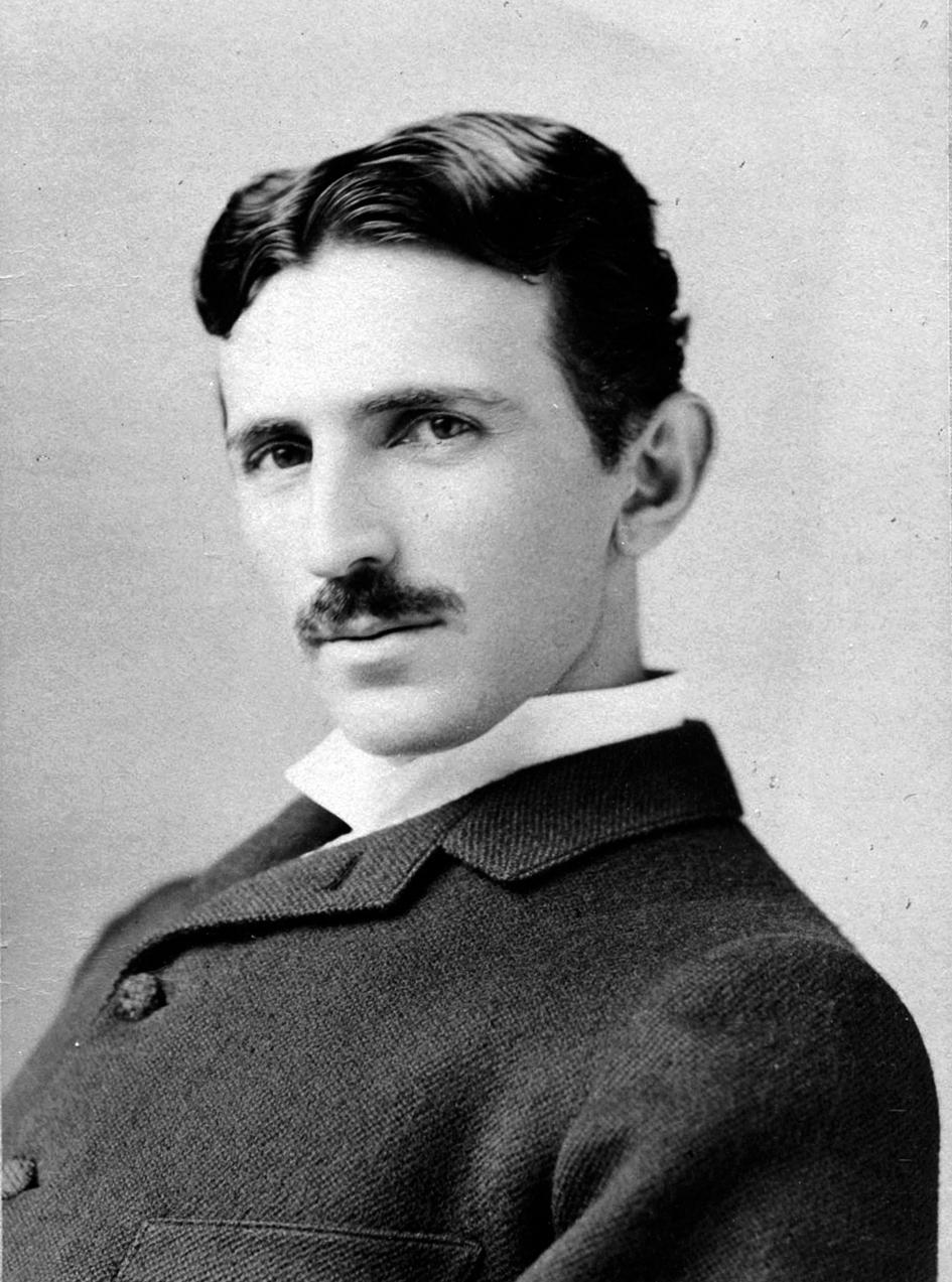 Nikola Tesla volná energie elektřina zadarmo