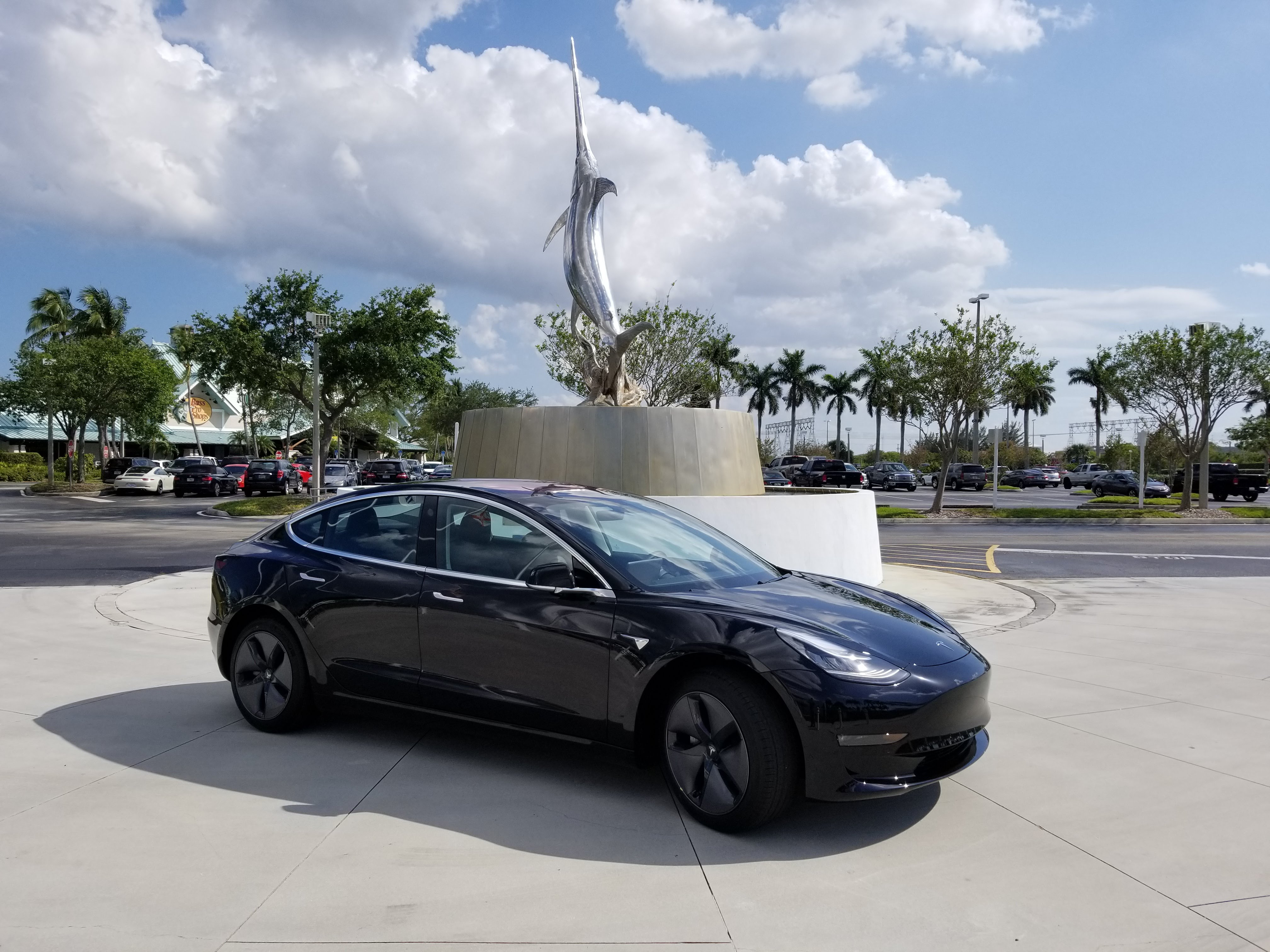 Tesla model 2018