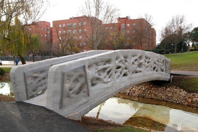 Do Karlova mostu má sice daleko, ale přesto jde o zajímavý pokus.