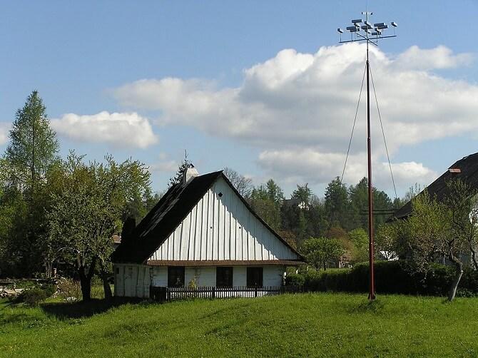 Rodný dům Prokopa Diviše