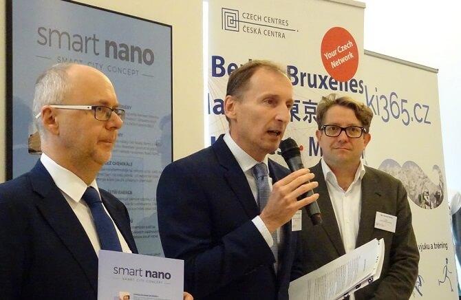 Tisková konference: Česko je nano - úvodní slovo
