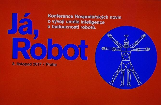 logo konference Já, Robot