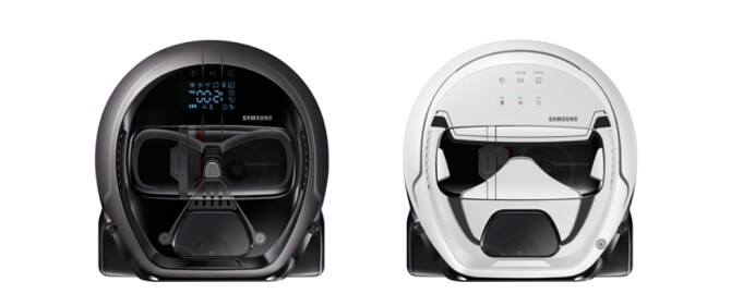 Robotický vysavač Samsung POWERbot™ VR7000
