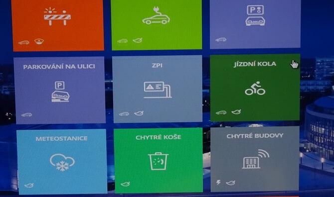 software pro chytrá města Invipo