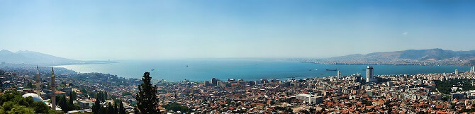 panorama Izmiru