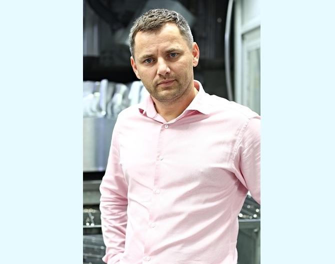 Pavel Bezucký, obchodní ředitel Universal Robots