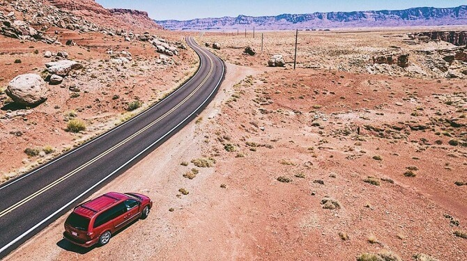 roadtrip po USA a Kanadě v podání cestovatelů Lucie a Lukáše z Loudavým krokem