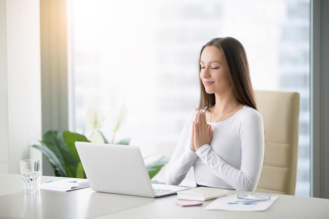 modlení se u počítače