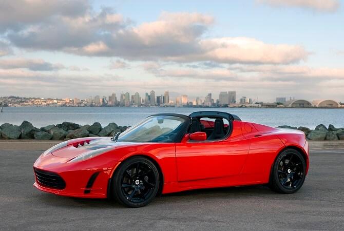 Tesla Roadster (2008 - 2012)
