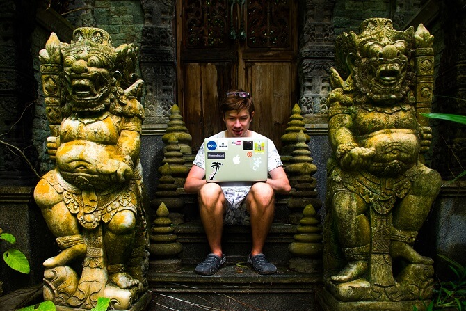 Pavel Szabo (Digitramp) může pracovat odkudkoli