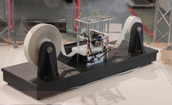 Turongův stroj