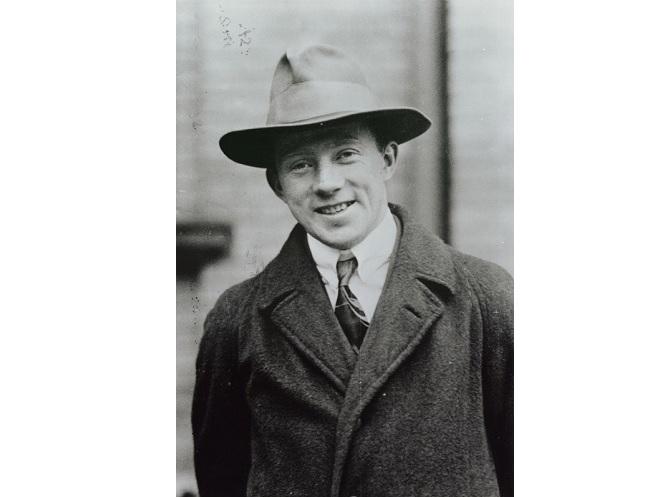 Werner Heisenberg za mlada
