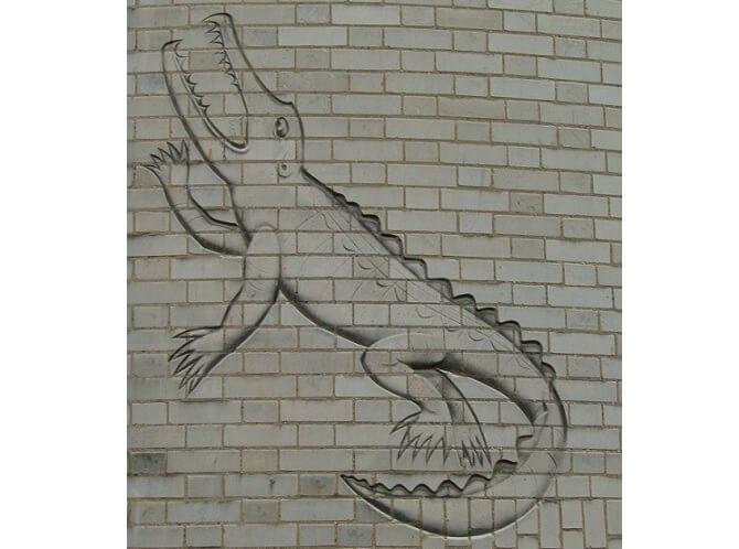 Rutherfordovi přezdívali krokodýl.