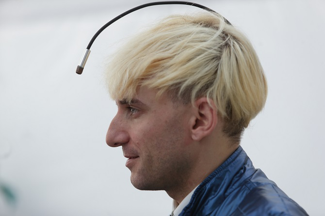 kyborg Neil Harbisson