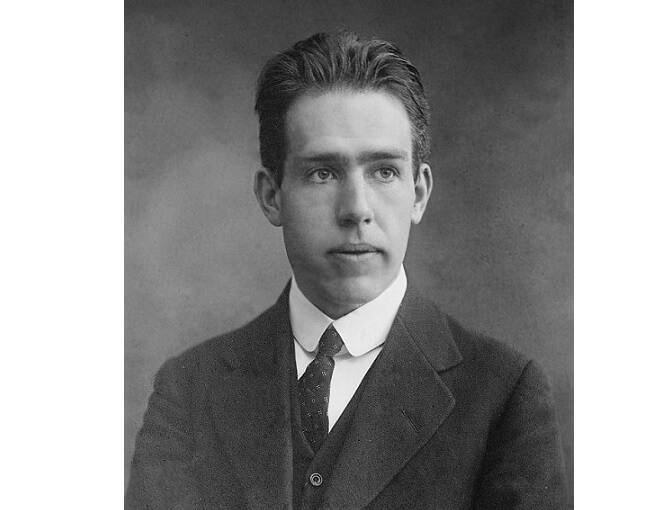 Mladý Niels Bohr