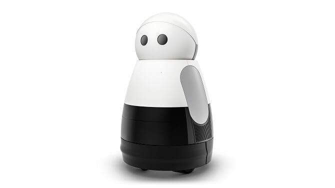 domácí robot Kuri