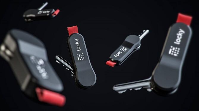 klíče Locky