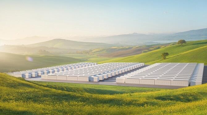Tesla Megapack