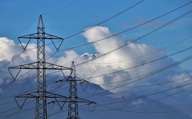 cena elektřiny od ČEZ