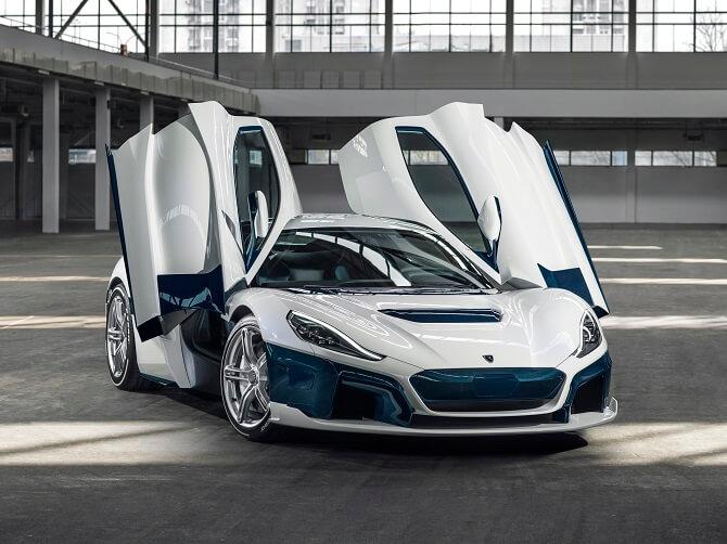 elektromobil Rimac Concept Two