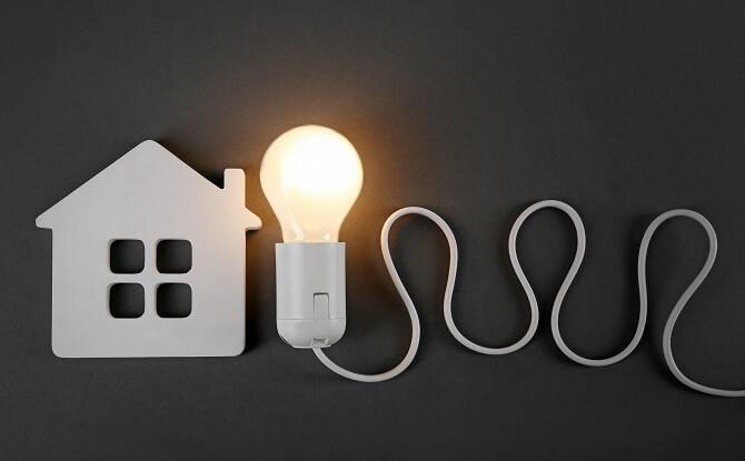 úspory za elektřinu