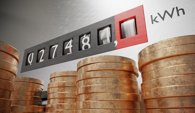 elektroměr a ceny elektřiny