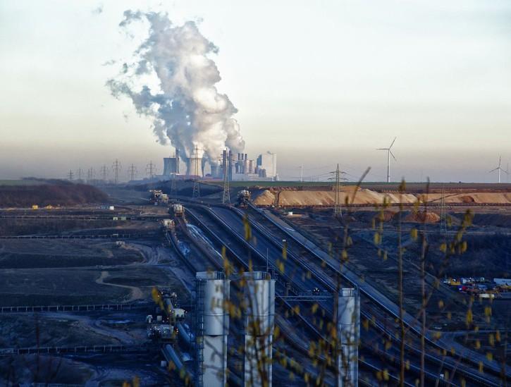 Elektrárna Porýní Vestfálsko