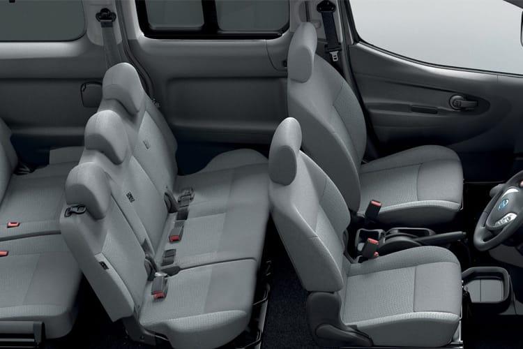 Nissan interier