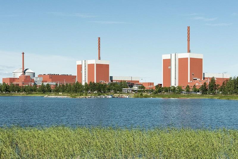 Jaderný reaktor 3+ generace Olkiluoto