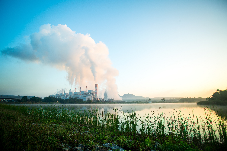 Uhelná elektrárna malá