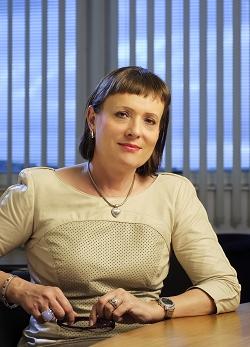 Šéfka Energetického regulačního úřadu Alena Vitásková. Zdroj: ERÚ