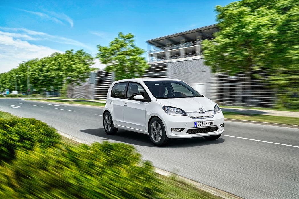 Škoda Citigoe iV by měla být k dispozici za méně než 500 tisíc korun