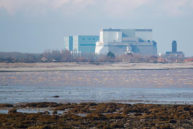 Britská jaderná elektrárna Hinkley Point