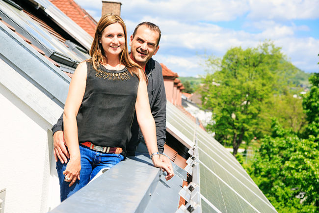 České domácnosti usilují o energetickou soběstačnost