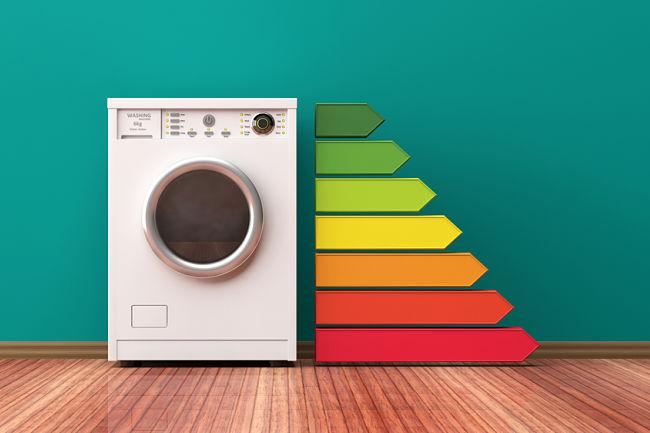 Energetický štítek spotřebičů