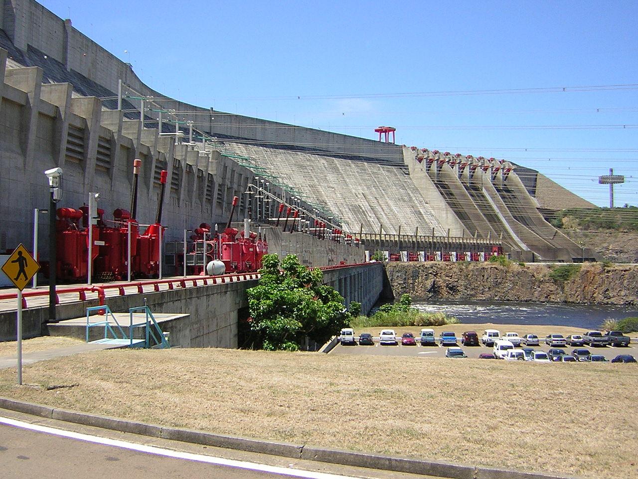 Elektrárna GURI ve Venezuele
