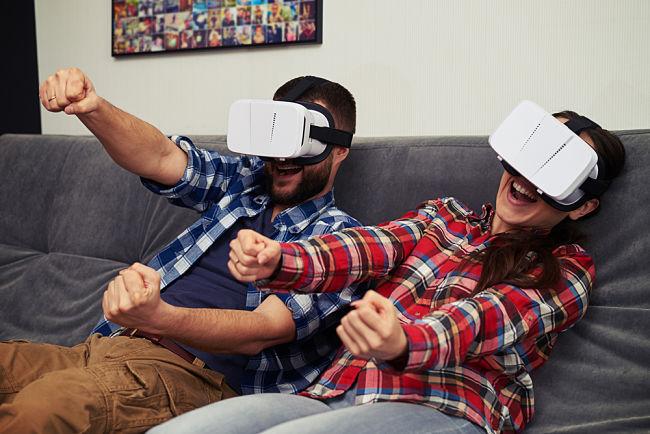 Virtuální realita: Headsety pro počítač nebo herní konzoli