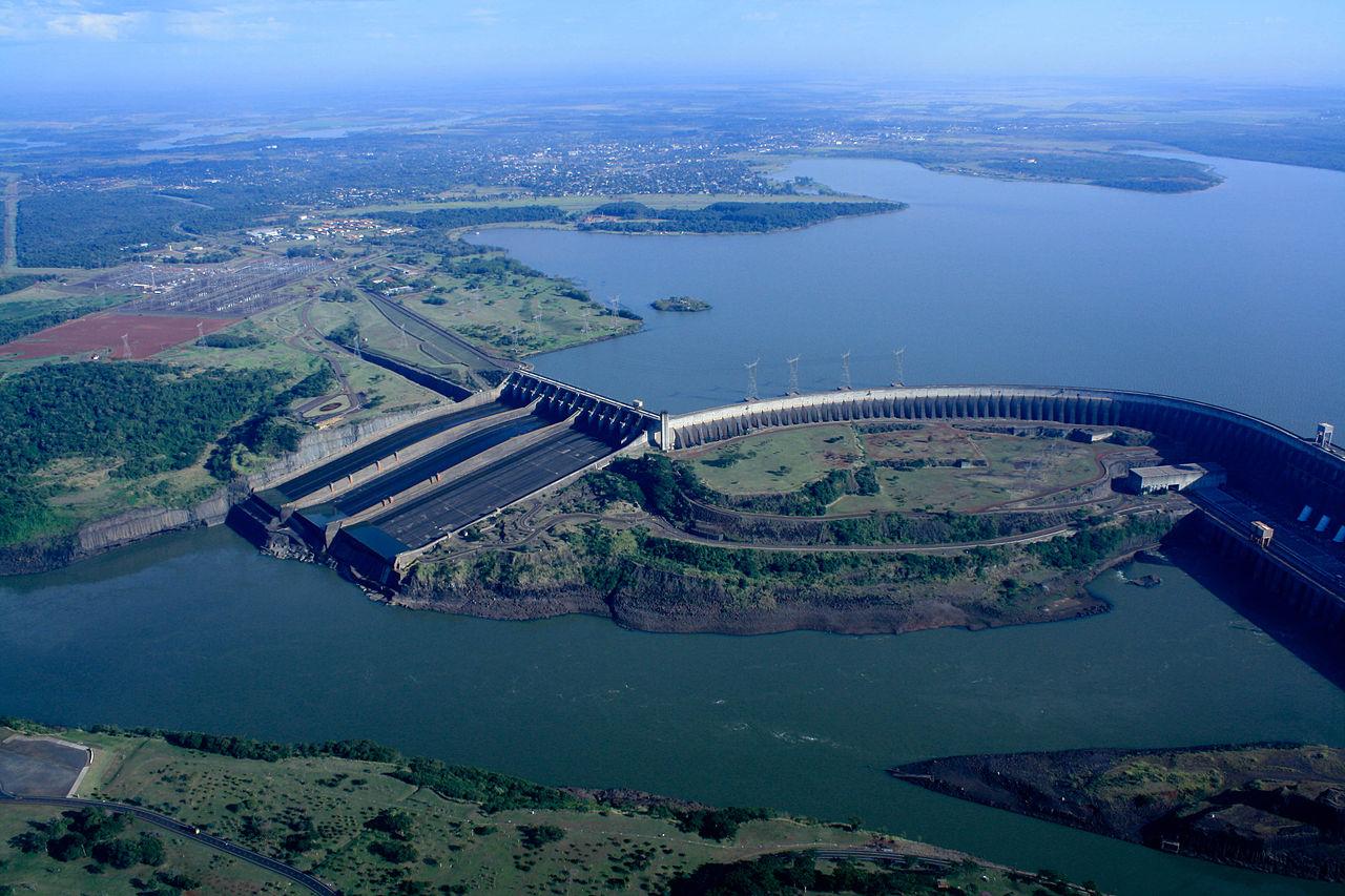 Elektrárna Itapau