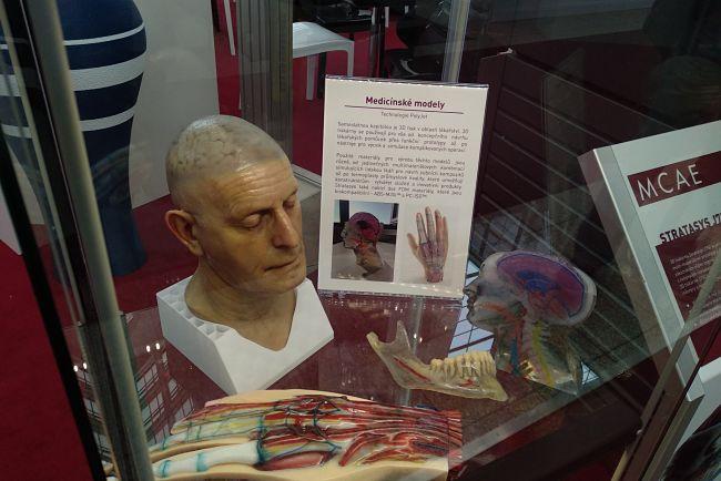 3D tisk se hojně využívá i v medicíně.