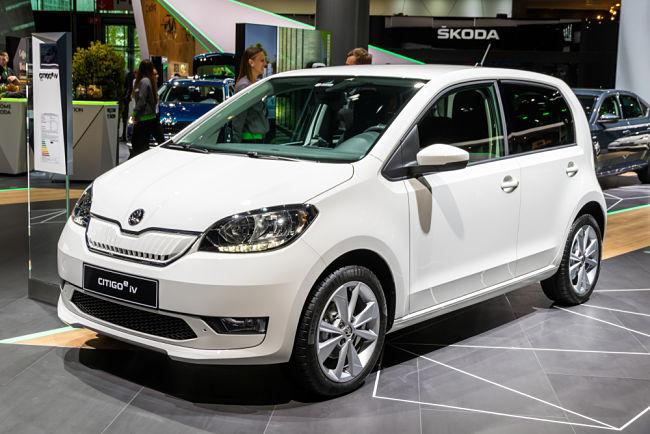Nejdostupnější elektromobily 2020: Škoda