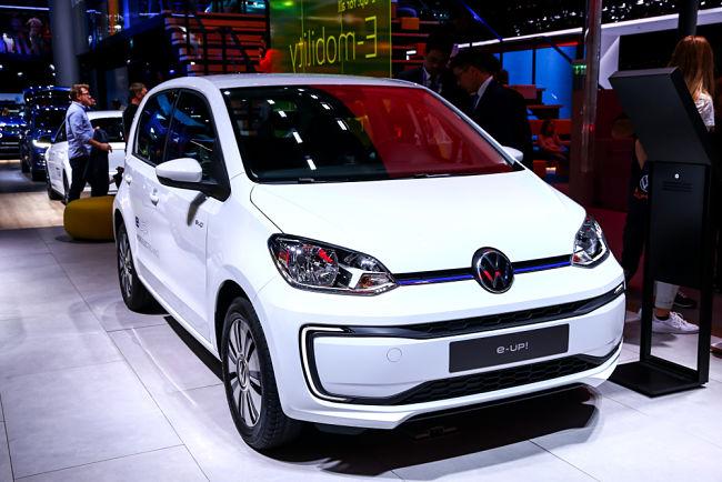 Nejdostupnější elektromobily: VW e-up!