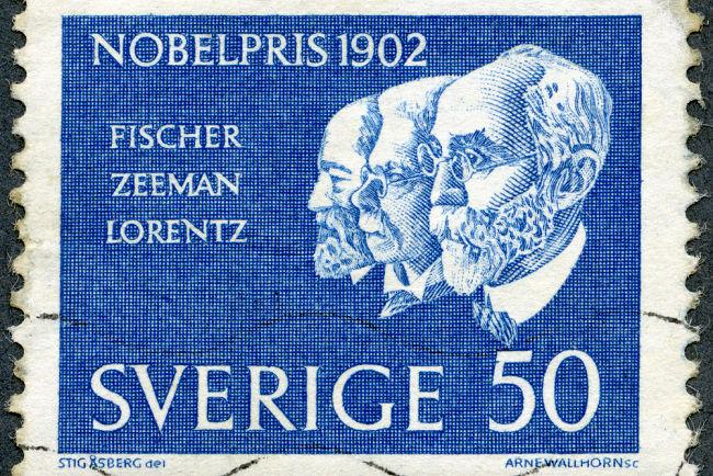 Držitelé Nobelovy ceny za fyziku z roku 1902