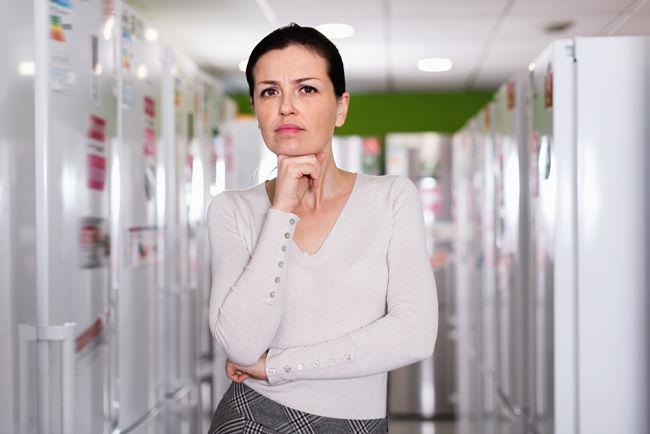 Kolik elektřiny zbaští běžná lednice?