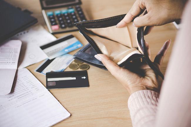 Prázdná peněženka? Řešením je splátkový kalendář.