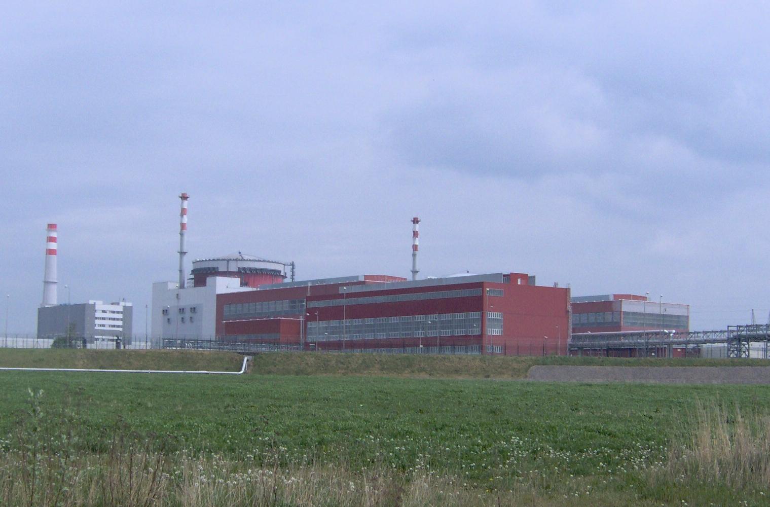 Jaderná elektrárna Temelín začala vyrábět první elektřinu v roce 2002