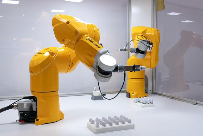 Veletrh Amper 2019: Robotická řešení