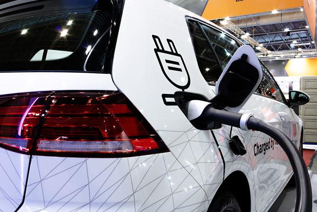 Veletrh Amper: Nabíjení elektromobilů