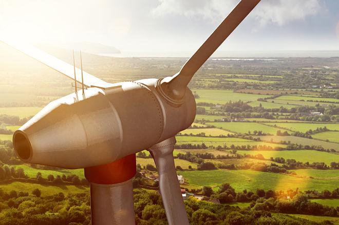 Na výrobě elektrické energie se u nás vítr nepodílí ani jedním procentem.
