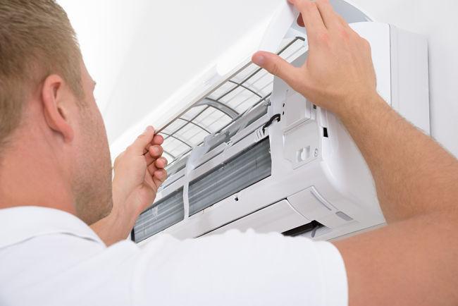Vytápění klimatizací zajistí čistý vzduch díky filtrům.