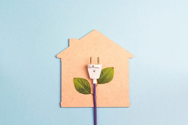 Zelená elektřina